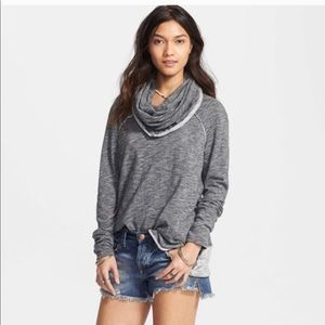 FP Beach Cowl Neck Sweater